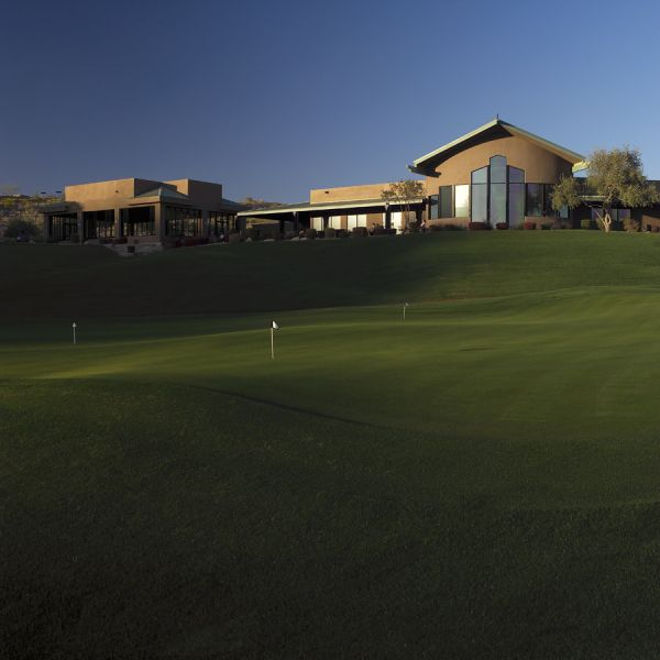 Image of the golf shop at Eagle Mountain Golf Club in Scottsdale, Arizona