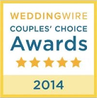 WeddingWire Couples' Choice Awards 2014 Badge